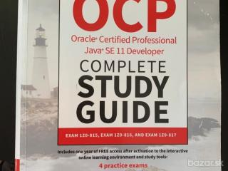 OCP Java 11 Complete Study Guide