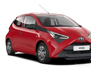 Toyota Aygo x-play + style + cool & safe