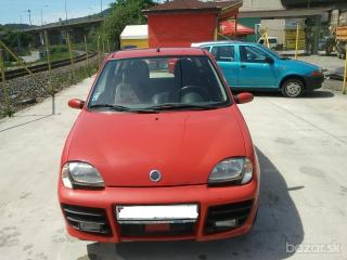 Fiat Seicento Brush