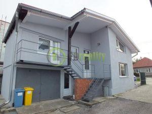 DOHODOU Predaj polyfunkčné budovy s rodinným domom Nitra - Zbehy