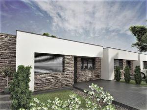 Novostavba rodinných domov Zoborské Lúčky