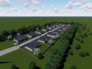 Nový Lapáš - projekt 21 domov v Malom Lapáši