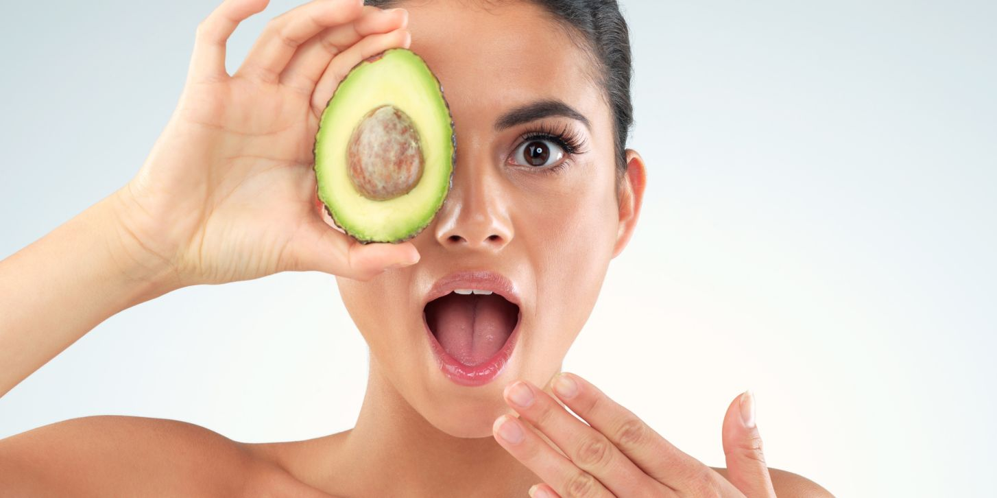 Avocado is a pretty awesome natural moisturizer