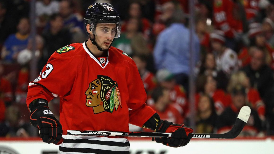 Tomas Jurco, Chicago Blackhawks, gettyimages