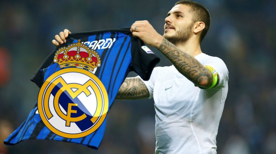 Icardi Real Madrid.