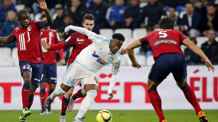 Olympique Marseille, Lille, Ligue 1