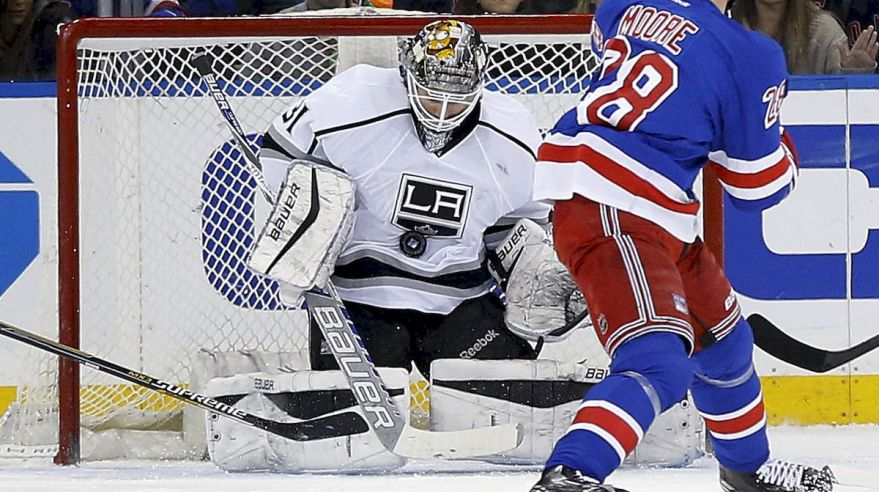 Peter Budaj Los Angele Kings feb16 TASR