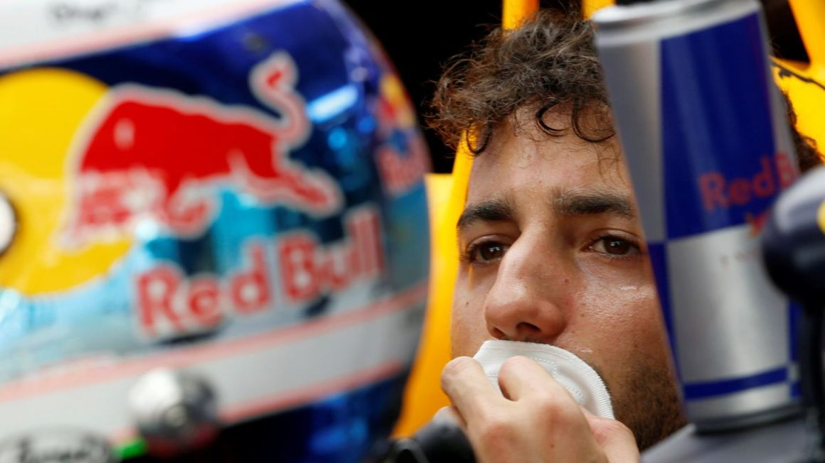 Daniel Ricciardo Red Bull Racing nov16 Reuters
