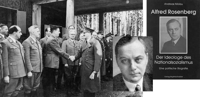about alfred rosenberg and hitlers ancestors What if your mother was a nazi would your family members even tell you this information alfred rosenberg + hilda leesmann m: 1915 + 2nd wife hedwig kramer.