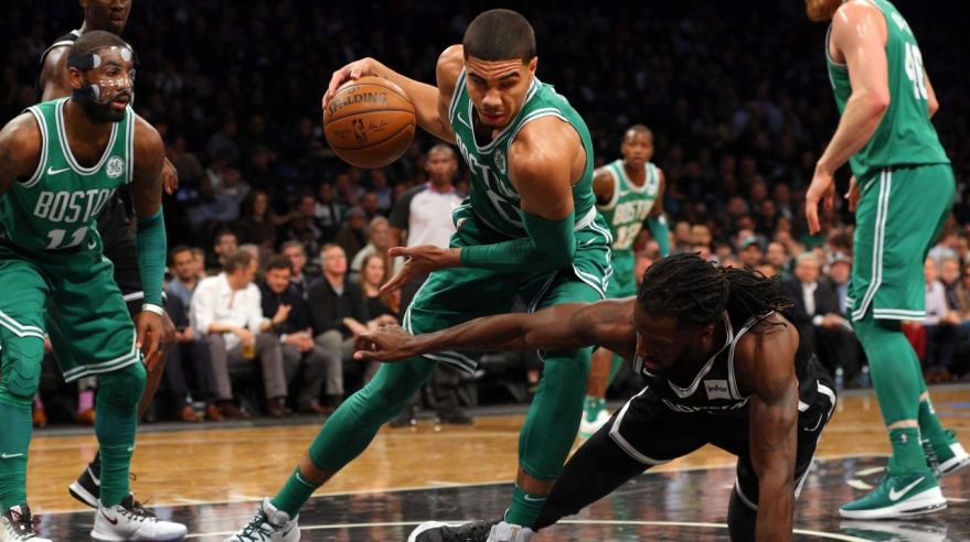 Boston Celtics proti Brooklynu Nets
