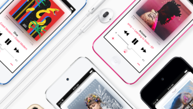 iPod Touch od Apple.