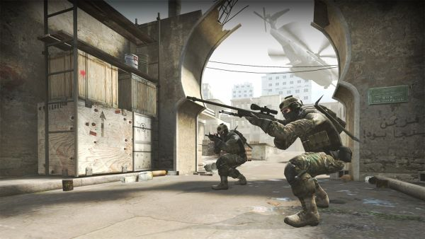 Counter-Strike: Global Offensive (zdroj: Steam)