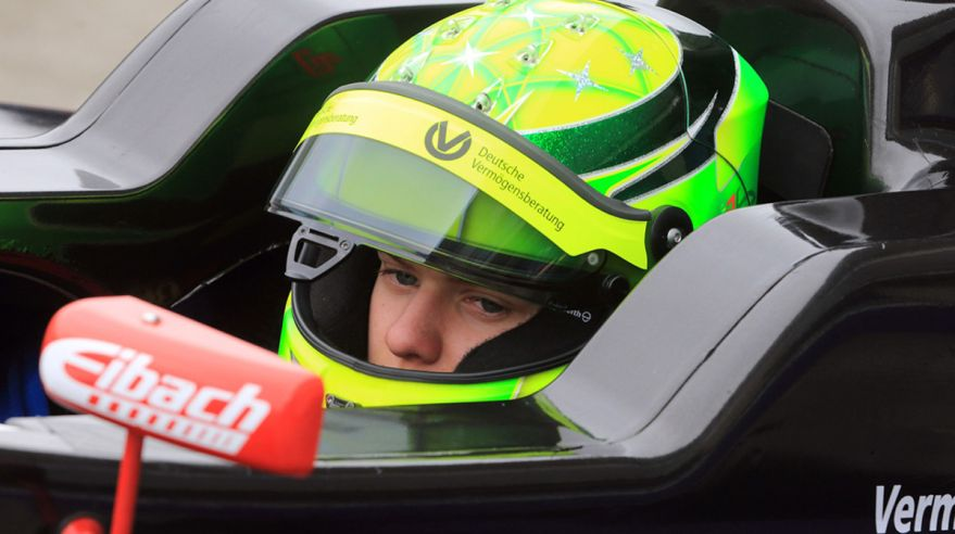 Mick Schumacher, motosport, dec2016