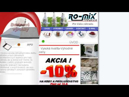 www.romix.sk