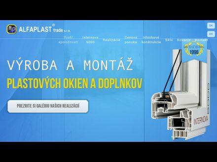 www.alfaplast.sk