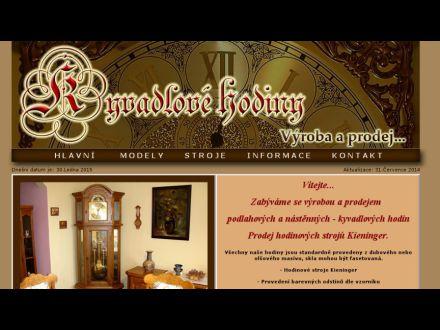 www.kieninger.cz