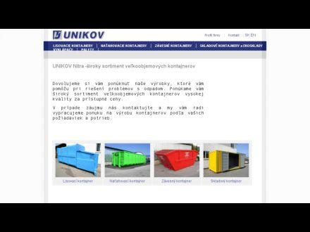 www.unikov-nitra.sk