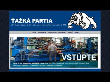 www.tazkapartia.sk
