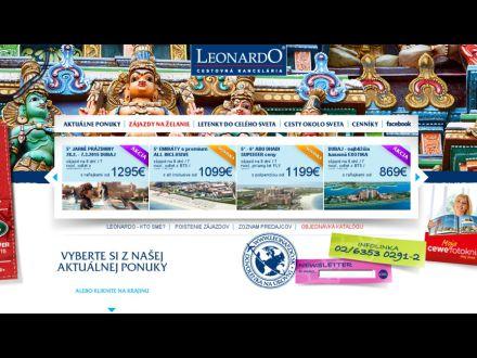 www.leonardo.sk