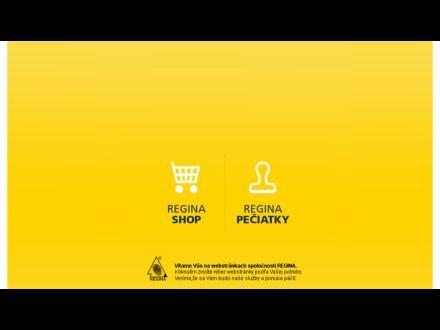 www.regina.sk