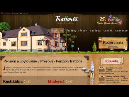 www.penziontrattoria.sk