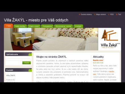 www.zakyl.sk