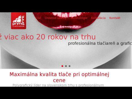 www.primaprint.sk