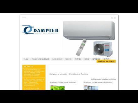 www.dampier.sk