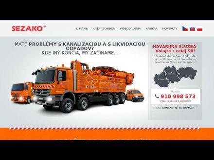 www.sezako.sk