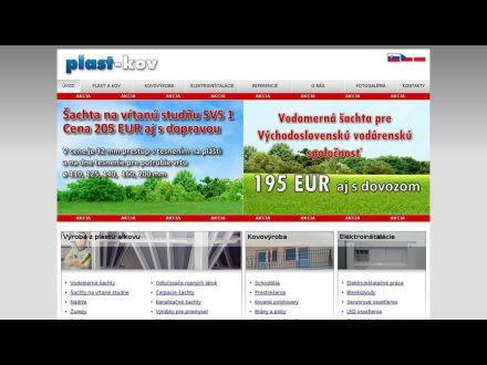 www.plast-kov.sk