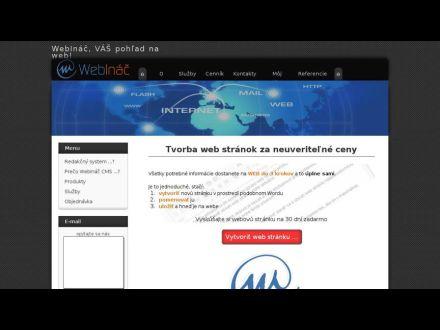 www.webinac.sk