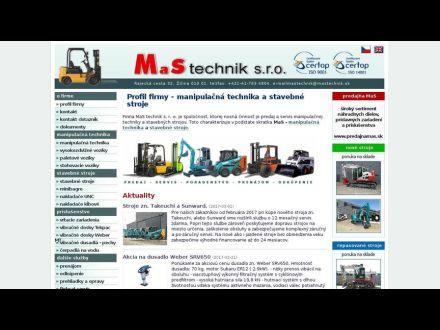 www.mastechnik.sk