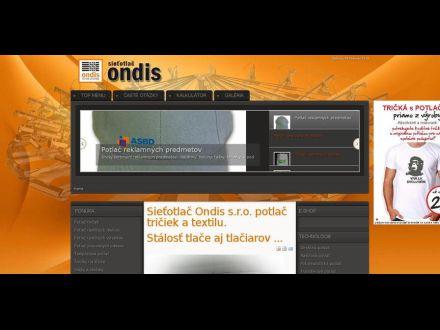 www.ondis.sk