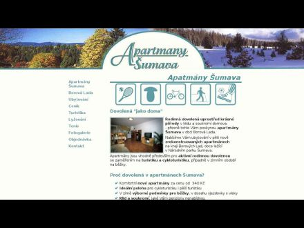 www.apartmanysumava.cz