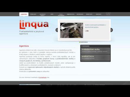www.linqua.sk