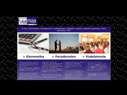 www.velmax.sk