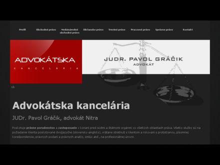 www.gracik.sk
