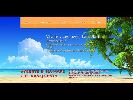 www.promotour.sk