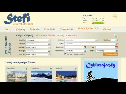 www.stefi.sk