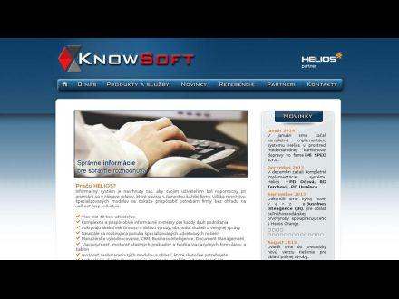 www.knowsoft.sk