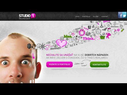 www.studio1.sk