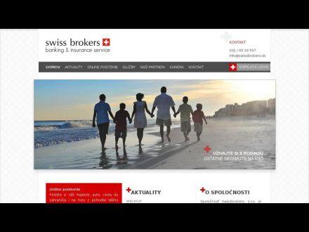 www.swissbrokers.sk