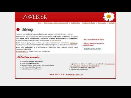 www.aweb.sk