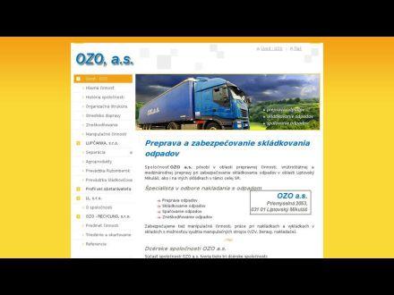 www.ozo-as.sk