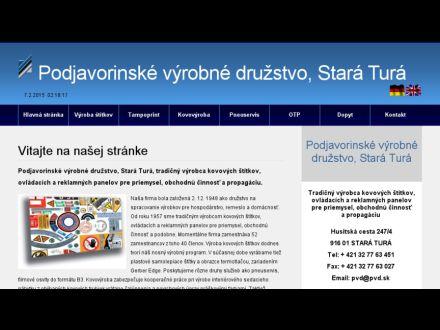 www.pvd.sk