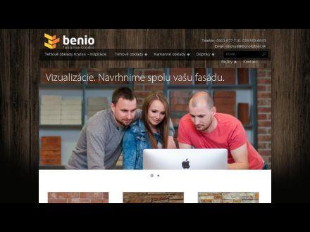 www.benio.sk