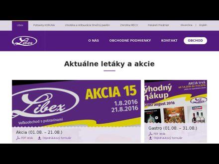 www.libex.sk