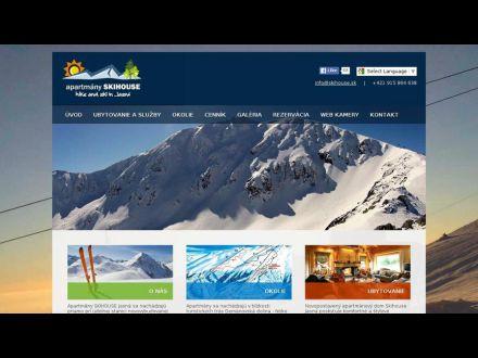 www.skihouse.sk