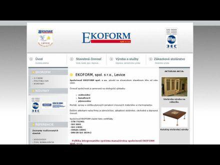 www.ekoform.sk