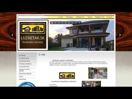 www.luzbetak.sk